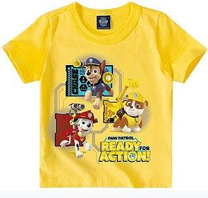 Camiseta da Patrulha Canina - Malwee