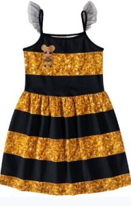 Vestido LOL Suprise - Queen Bee