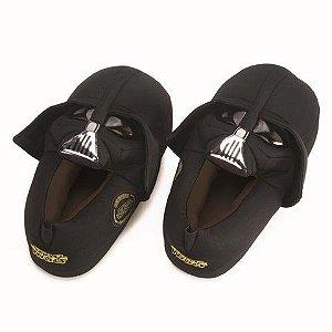 Pantufa 3D Darth Vader - Starwars