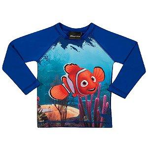 Camiseta Proteção UV 50 FPS  - Nemo - Disney