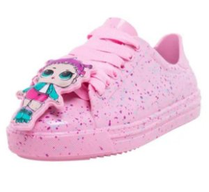 Tenis LOL Colors Rosa - Grendene Kids