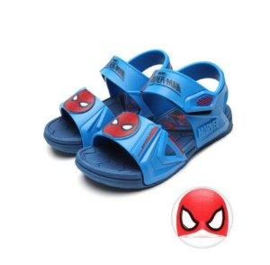 Sandália Marvel Avengers - Homem Aranha - Azul - Com Brinde - Grendene