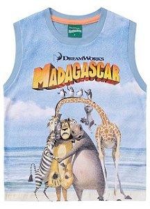 Regata Madagascar - Azul - Fakini