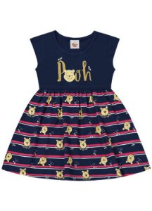 Vestido Ursinho Pooh - Disney