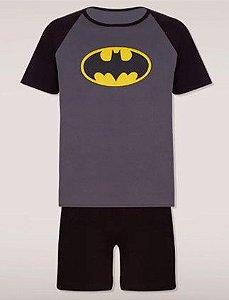 Pijama Batman - Linha Urban Adulto - Lupo