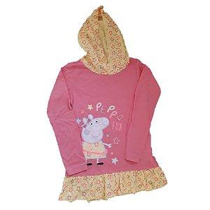 Blusa Peppa Pig - Rosa