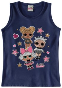 Blusa LOL Surprise - Queen Bee, Diva e Fresh