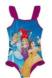 Maiô das Princesas da Disney  - Violeta
