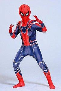 Fantasia Homem Aranha - Guerra Infinita
