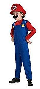 Fantasia do Super Mario Bros