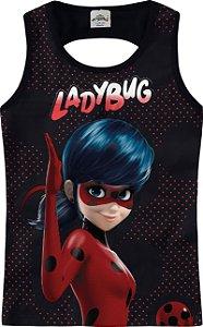 Blusa da Ladybug - Miraculous - Malwee