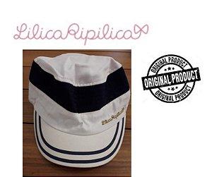 Chapéu Azul Marinho Lilica Ripilica