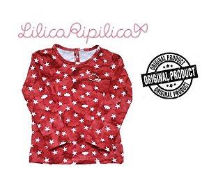 Blusa Infantil Lilica Ripilica - Estrelas
