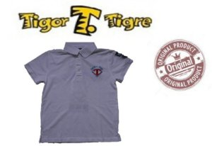 Camisa Polo do Tigor T Tigre