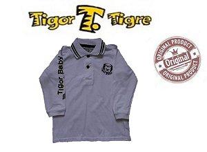 Camisa Polo do Tigor T Tigre  Baby