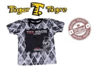 Camiseta  Tigor T Tigre - The Circus