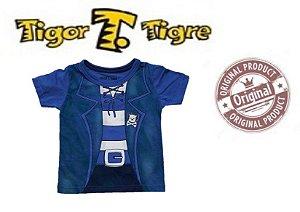 Camiseta  Tigor T Tigre - Azul