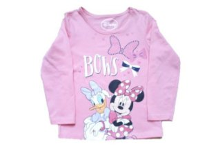 Blusa da Minnie e Margarida - Disney