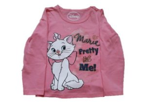 Blusa da Marie - Disney