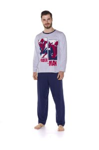 Pijama do Homem Aranha - Adulto - Marvel Spiderman