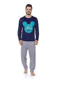 Pijama do Mickey  - Disney Adulto