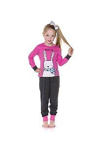 Pijama do Coelhinho - Coleção Bichinhos - Infantil