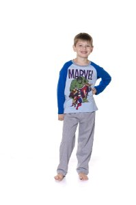 Pijama Moletinho do Avengers - Marvel Infantil