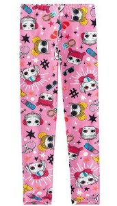 Legging da LOL Surprise - Rosa
