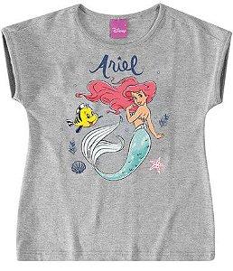Blusa da Princesa Ariel - Disney