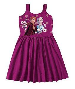 Vestido da Elsa e Anna - Disney Frozen II