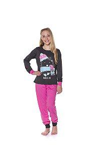 Pijama do Coelhinho - Coleção Bichinhos - Juvenil