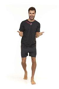Pijama Homem Aranha - Marvel - Adulto