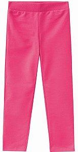 Calça de Moletom Felpado - Rosa Pink