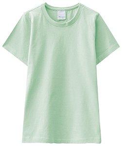 Camiseta Viroblock Infantil Verde Claro - Malwee Protege