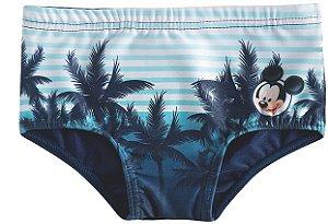 Sunga Mickey - Disney - Azul Marinho