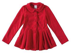 Casaco Soft Vermelho - Malwee