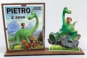 Porta Retrato O Bom Dinossauro,lembrancinha Com 10 Unidades