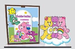 Porta Retrato Ursinhos Carinhosos  , Com 10 Unidades