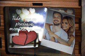 Presente Namorada Personalizado Criativo Dia Dos Namorados
