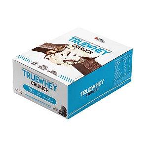 True Whey Crunch Cookies Cream 12 Unidades - True Source