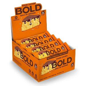 Bold Bar Bolo de Cenouro 12 Unidades - Bold Snacks