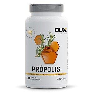 Própolis Verde c/ Óleo de Alho 60 Cápsulas - Dux Nutrition