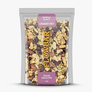 Granola Clusters Cranberry 325g - FlowBar