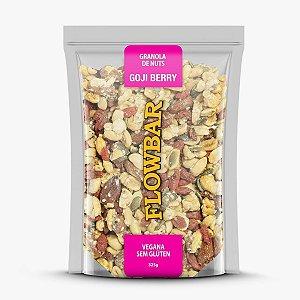 Granola Clusters Goji Berry 325g - FlowBar