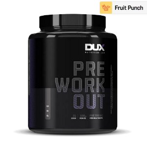 Pre Workout Pro Fruit Punch 600g - Dux Nutrition