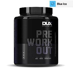 Pre Workout Pro Blue Ice 600g - Dux Nutrition