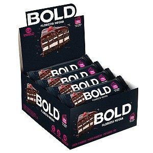 Bold Bar Floresta Negra 12 Unidades - Bold Snacks