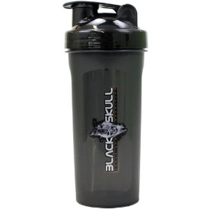 Coqueteleira 600ML - Black Skull