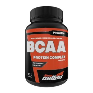 Bcaa Premium Series 120 Tabletes - New Millen