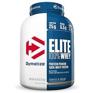 Elite Whey Protein 2,268g - Dymatize Nutrition